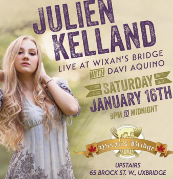 LIVE at Wixan's Bridge – Jan. 16th